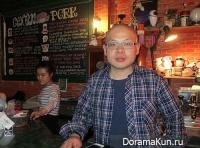 Кафе Central Perk: герой сериала Друзья