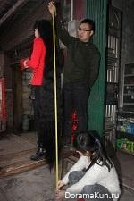 Цэнь Инюань: когда волосы длиннее, чем рост (Китай)