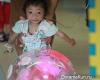 Лианг Сяосяо: самая маленькая трехлетняя девочка в мире