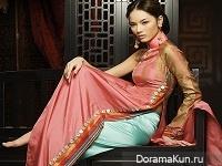Аозай (Ао Дай) - национальный женский вьетнамский костюм