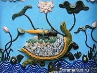 Символ Ханоя - пагода черепахи