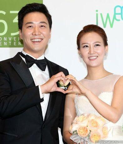 Джа Юн Джо и Хо Кё Ван