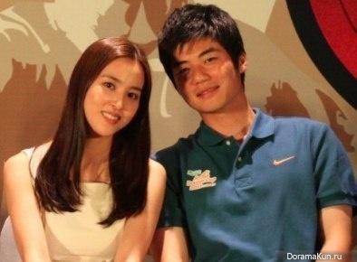 Хан Хё Чжин и Ки Сон Ён