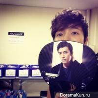 Другая сторона Донхэ из Super Junior