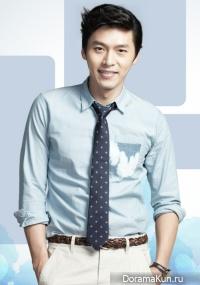 Интервью Hyun Bin перед VIP-премьерой фильма Поздняя осень
