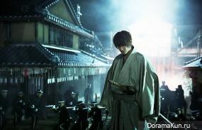 Бродяга Кеншин: арка о Великом пожаре в Киото