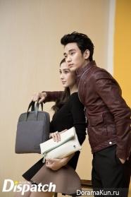 Ким Су Хён и Angelababy