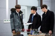 Ли Мин Хо, Ким У Бин и Кан Ха Ныль организовали поисковую группу?