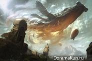 Ирреальные иллюстрации от южнокорейского художника