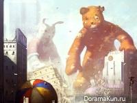 Ирреальные иллюстрации южнокорейского художника