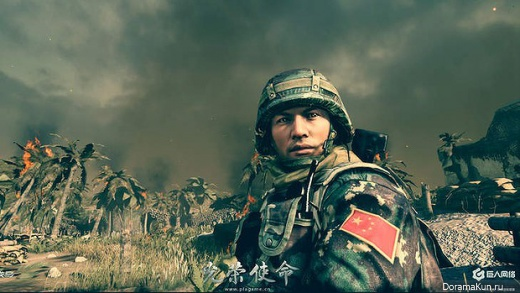 Конфликт между Китаем и Японией в онлайн игре