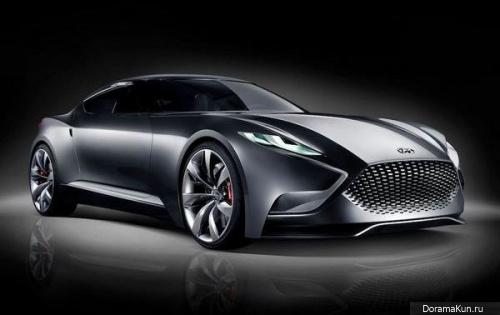 Концепт автомобиля Hyundai HND-9