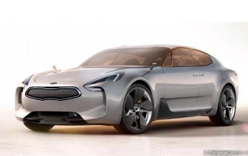 Концепт автомобиля KIA GT