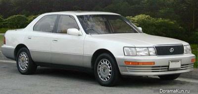 Lexus LS400 1988