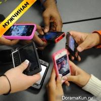 Японцы помешались на мобильных играх