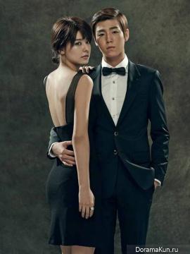 Ли Хён У и Фудзи Мина