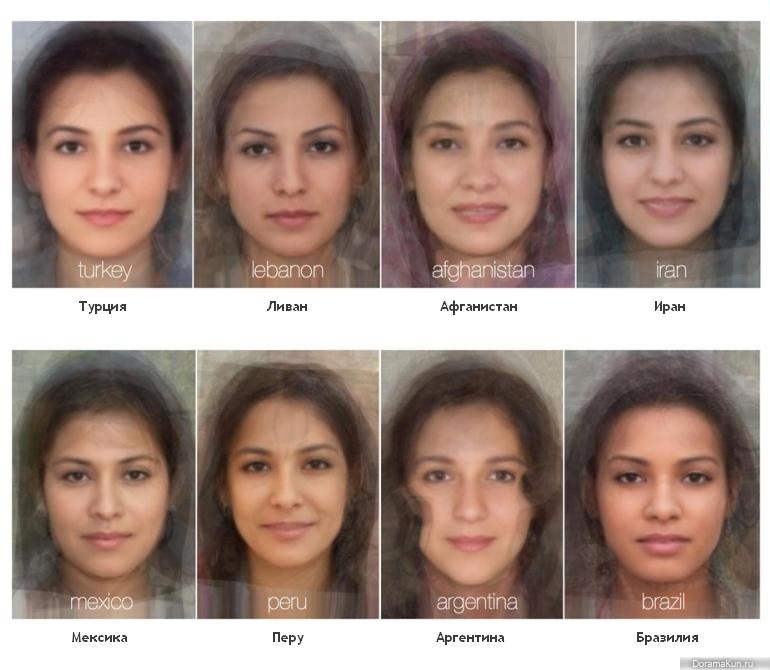 всех этих женщин на фото я трахал