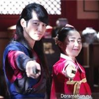 Мун Гын Ён и Ком Бом