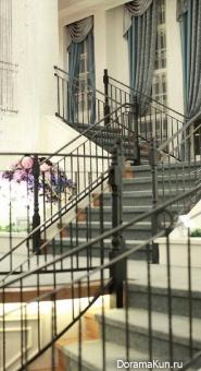 Наследники: Роскошный особняк Ли Мин Хо в драме