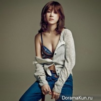 Со Ин Ён для High Cut