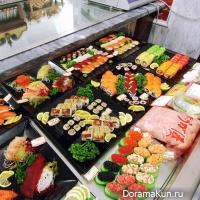 Суши могут получить статус нематериального культурного наследия ЮНЕСКО