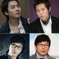 Известны результаты по делу Ли Су Гына, Так Чжэ Хуна, Энди, Тони Ан и Бума + Энди покидает шоу Shinhwa Broadcast