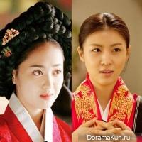 Ким Мин Чжон и Ха Чжи Вон