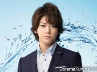 Kamenashi Kazuya для AOKI CM May 2013