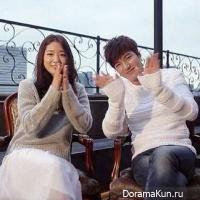 Пак Шин Хё и Ли Мин Хо