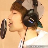 Ханбёль из LEDApple исполнил кавер на песню Avicii Wake me up By