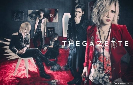 The GazettE показывают новую концепцию с седьмым альбомом BEAUTIFUL DEFORMITY