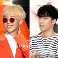G-Dragon и СынРи станут неожиданными ведущими Inkigayo