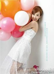 Виктория из F(x) украсила обложку сентябрьского номера журнала So Cool