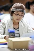 Первое чтение сценария драмы канала KBS2 Выбор будущего