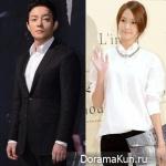 ЮнА и Ли Бом Су