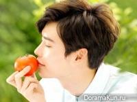 Lee Jong Suk для Skin Food