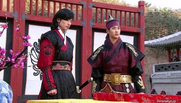 Song Jae Rim, Kim Soo Hyun