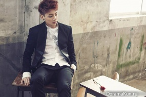 BTS опубликовали индивидуальные фото-тизеры для Skool Luv Affair