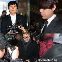 MBC запретили появление на своем канале Так Чжэ Хуна, Энди из Shinhwa и Тони Ана
