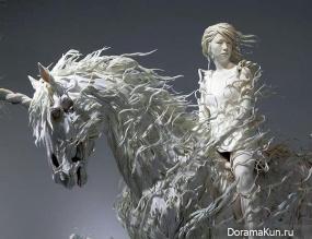 Динамические скульптуры Мотохико Одани