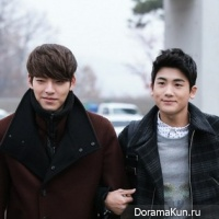 Park Hyung Sik, Kim Woo Bin