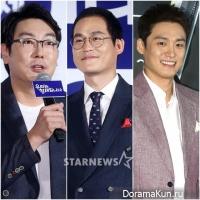 Jung Jin Woon, Kim Sun Gyun, Oh Sang Jin