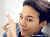 G-Dragon для LG U+