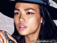 Meng Zheng для Vogue May 2015