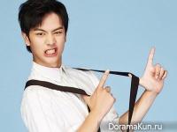 Yook Sung Jae для Akiii Classic