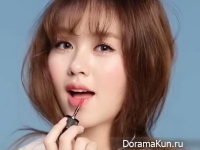 Kim So Hyun для Peripera 2017