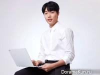 Ryu Jun Yeol для Engoo Korea