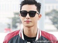Park Seo Joon для Tommy Hilfiger