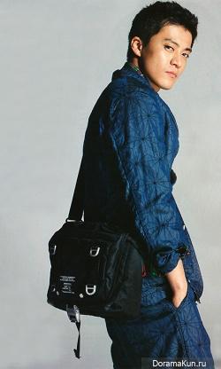 Oguri Shun для Smart May 2014