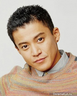 Oguri Shun для Junon April 2014